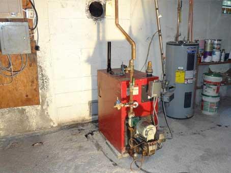 Milford Heating Upgrade