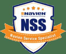 Navien Service Specialists Badge
